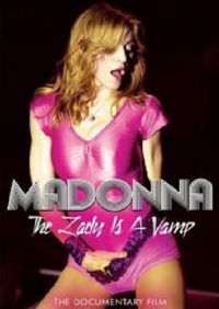 Cover Madonna - The Lady Is A Vamp - The Documentary Film [DVD]